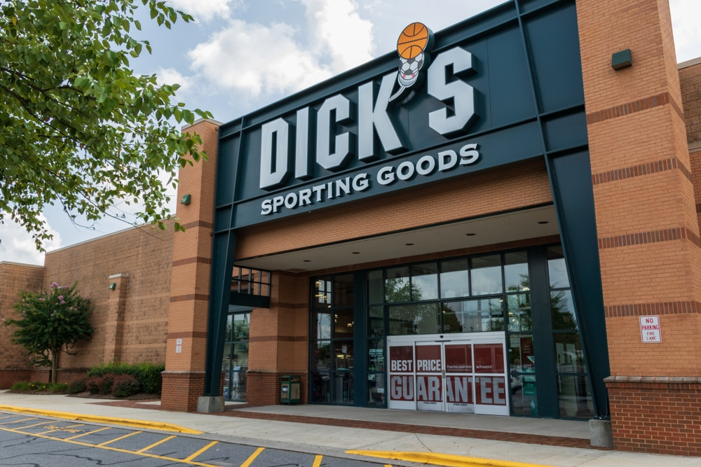 Dick's Sporting Goods: Store Sales Down Four Percent Since ...