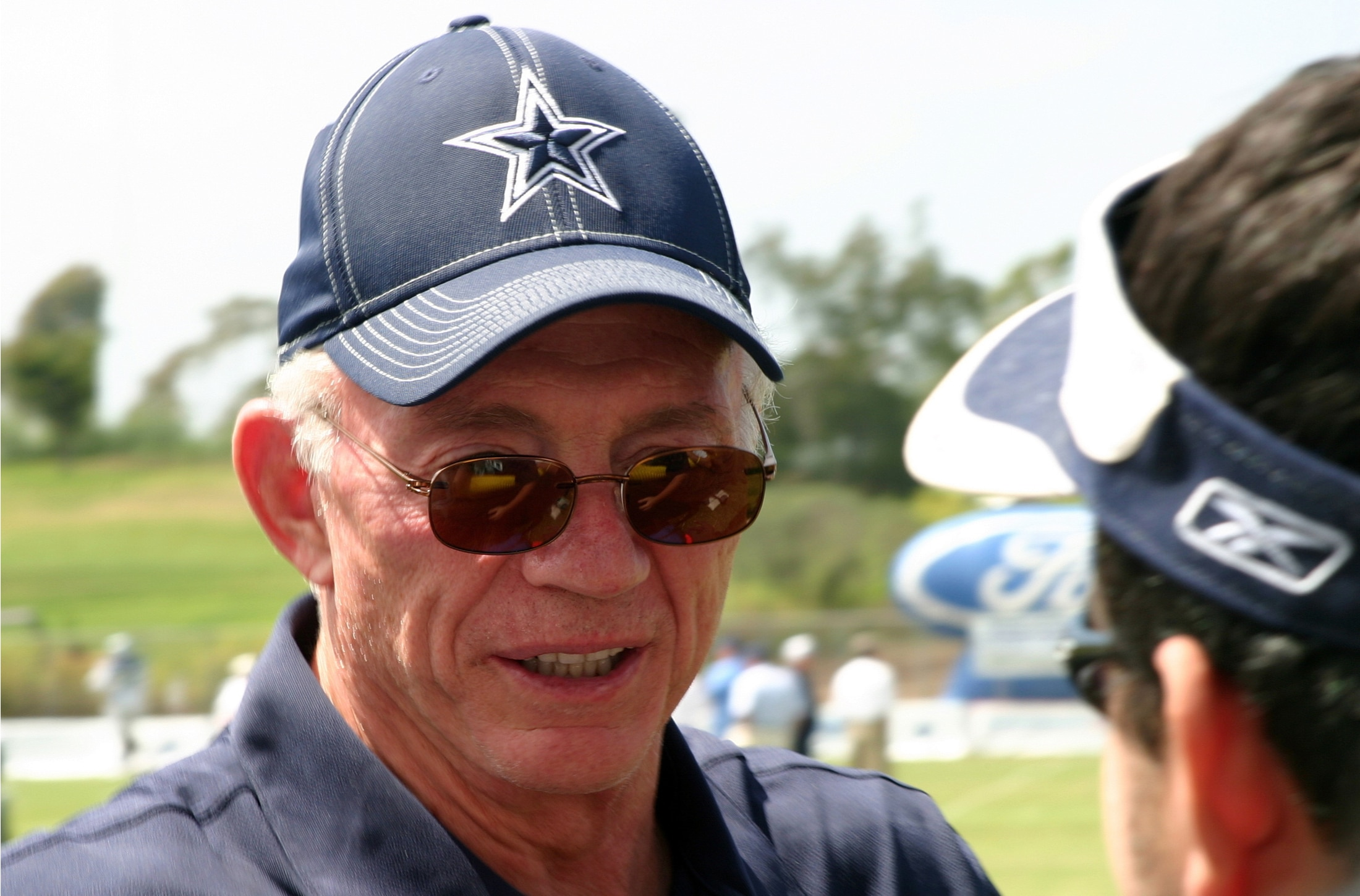 d78c3be54cba76 NFL Starts War On Owners, Bans Cowboys' Jerry Jones From Answering Anthem  Questions - 2ndVote
