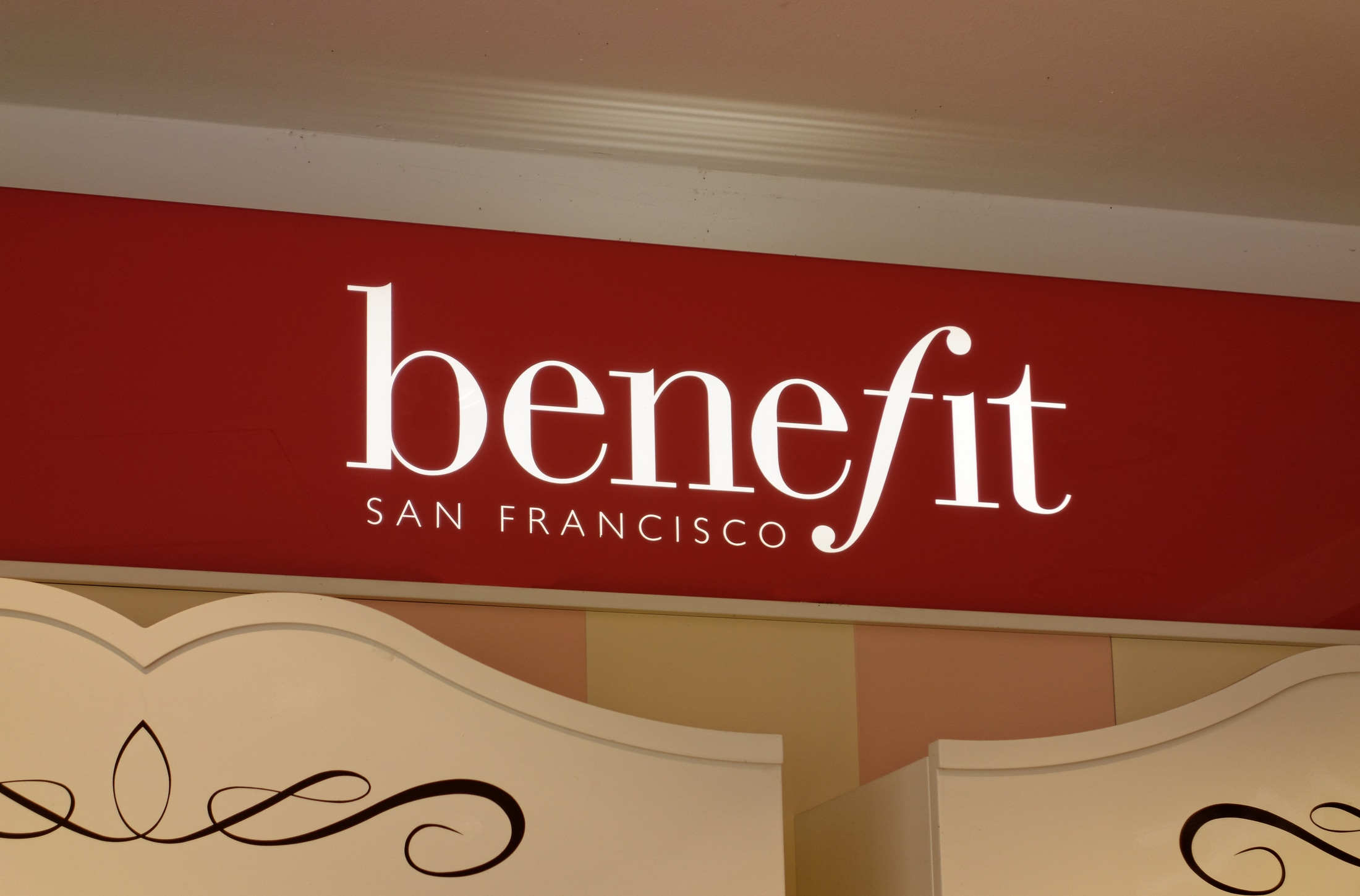 Benefit Storefront
