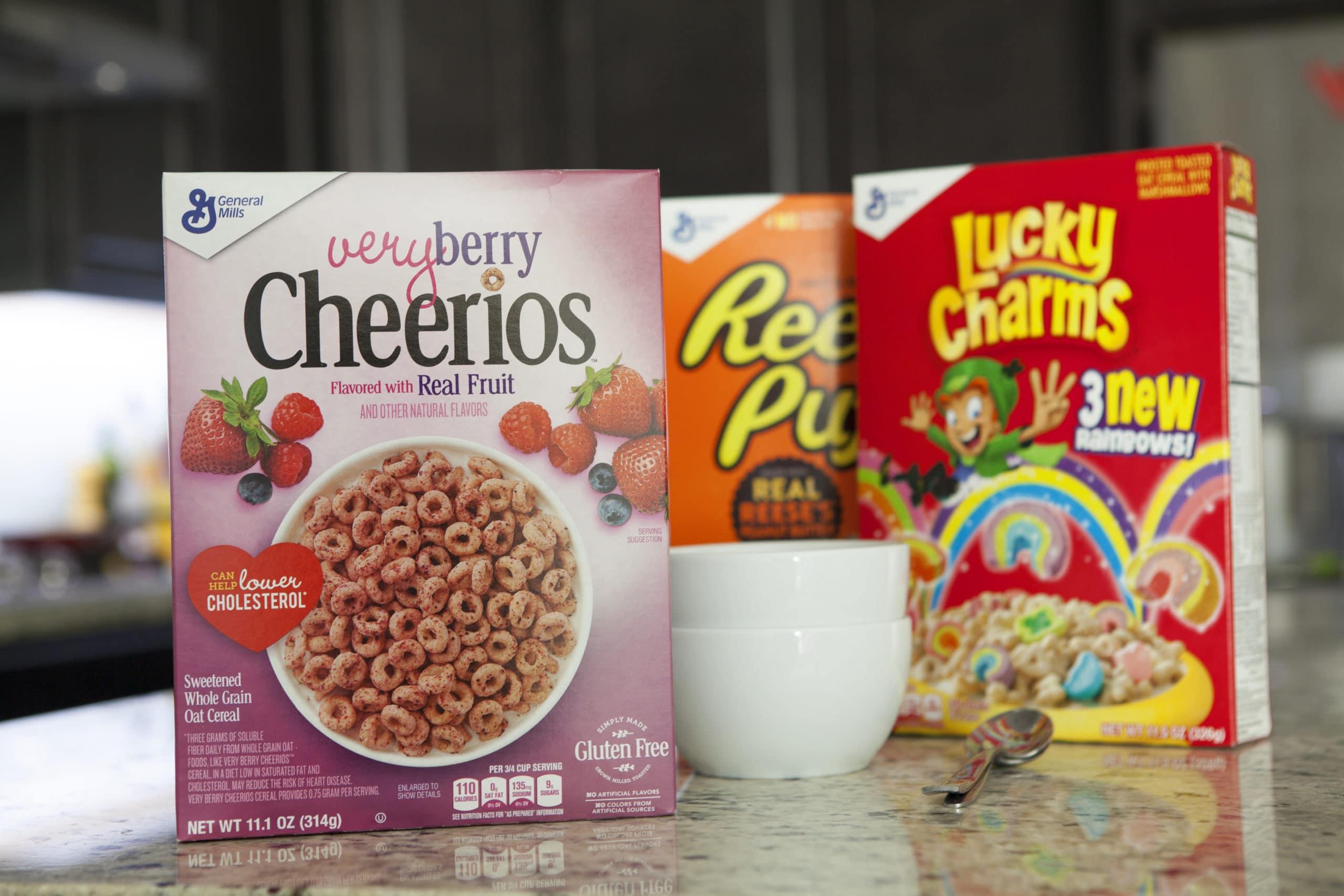 General Mills - Cereals