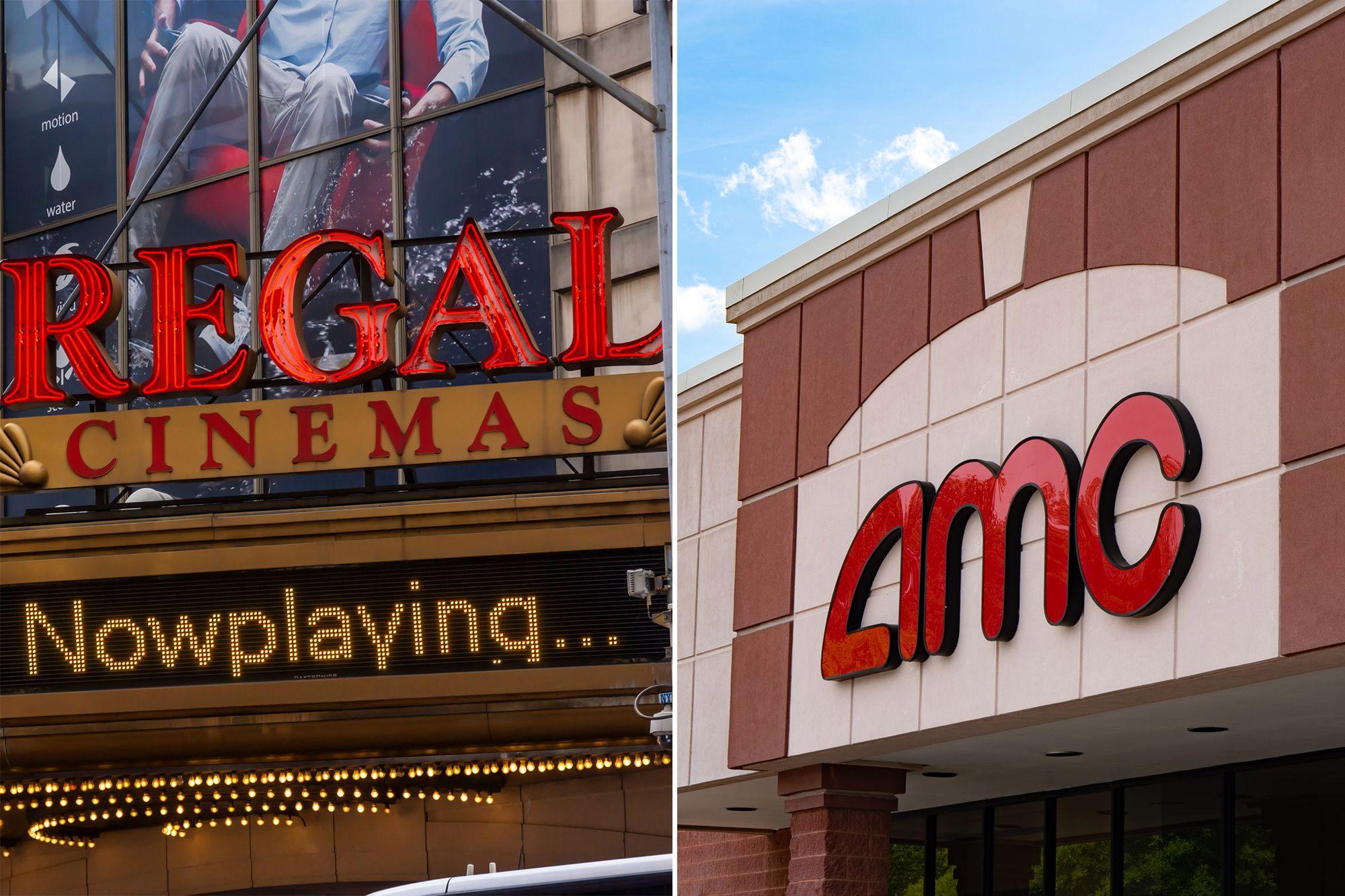 Regal and AMC