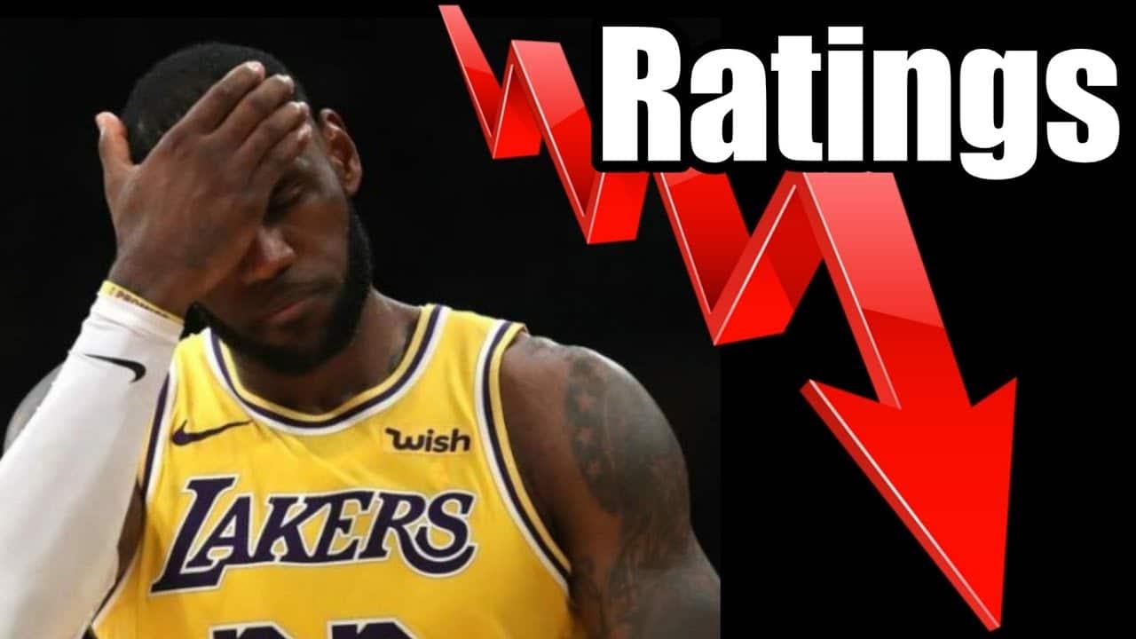 NBA Bad Ratings