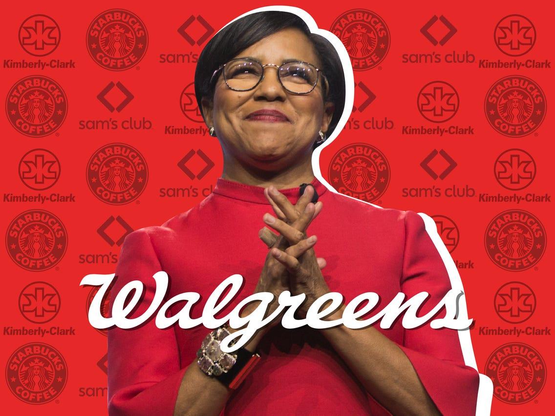 Walgreens CEO