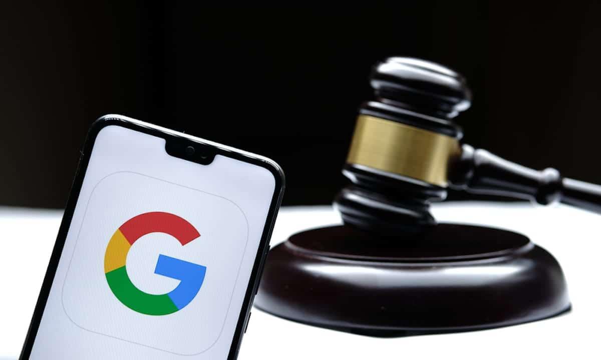 Google and Gavel