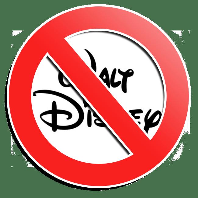 No Disney