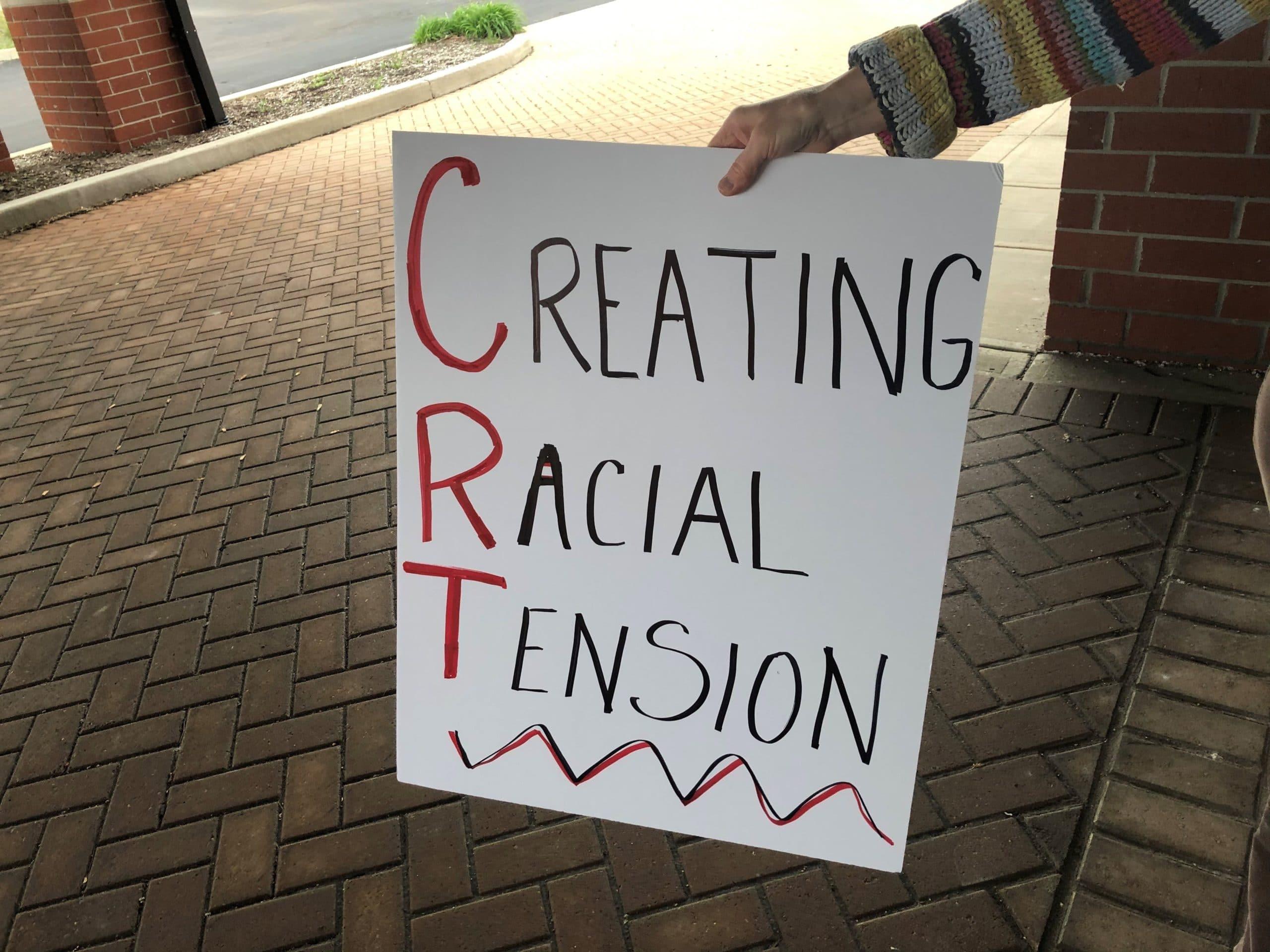 CRT - Creating Racial Tension